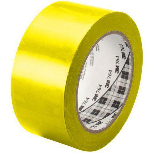 Ruban vinyle d'usage général jaune 50mm / 33m 3M