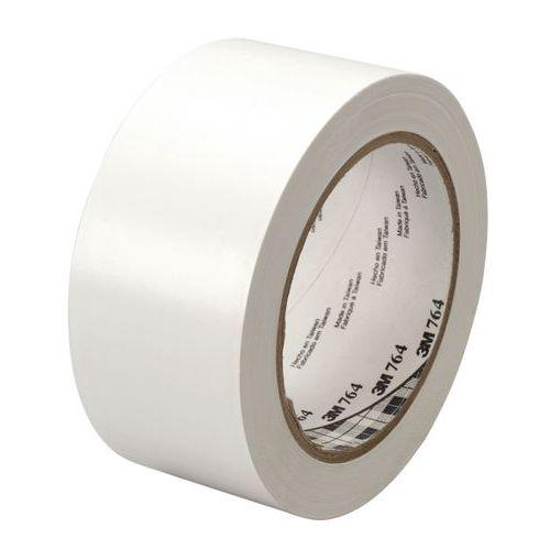 Ruban vinyle d'usage général blanc 50mm / 33m 3M
