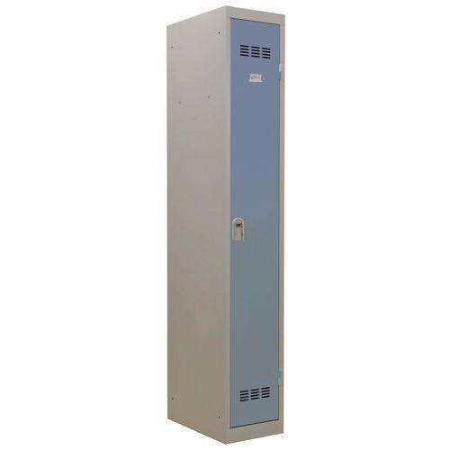 Vestiaire monobloc 1 colonne Largeur 300 mm